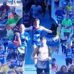 """VIDEO Gara dei nostri atleti<br>alla XXXIIIª Ediz. della """"Firenze Marathon""""<br> 27 Novembre 2016"""
