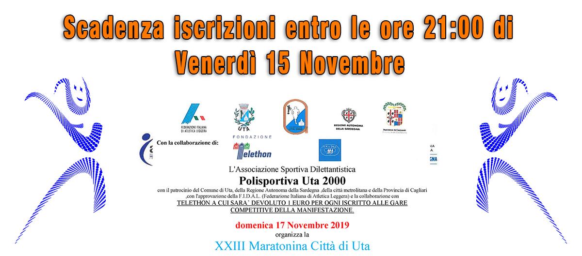 Calendario Fidal Sardegna.Nuova Atletica Sestu