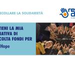 Rete del dono – Staffetta della solidarietà – Run 4 Hope