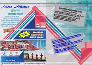 Volantino – Stagione 2020-2021